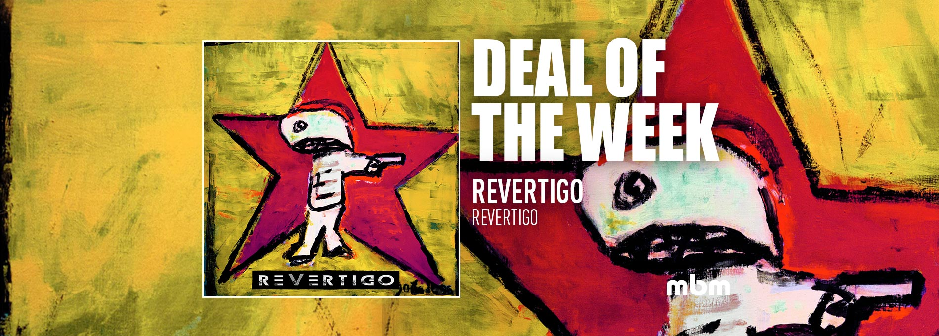 Deal Of The Week: REVERTIGO - Revertigo