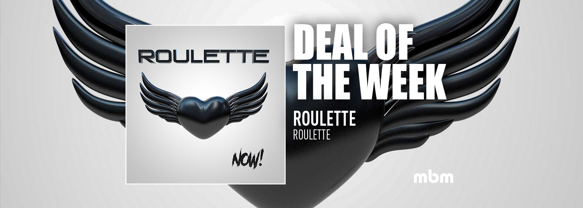 Deal Of The Week: ROULETTE - Now!