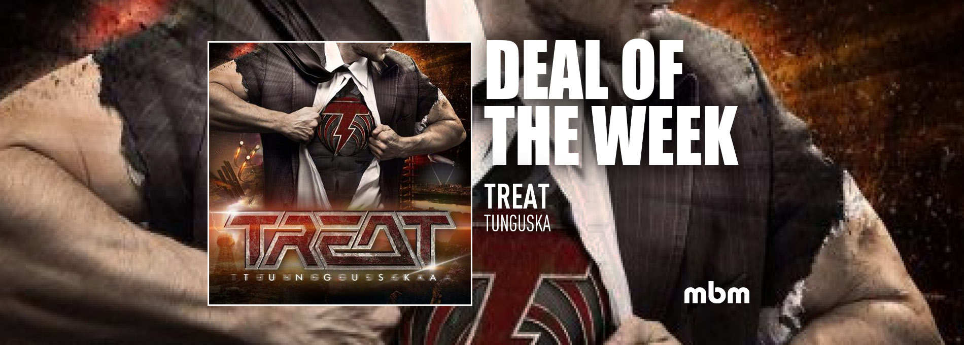 Deal Of The Week: TREAT - Tunguska