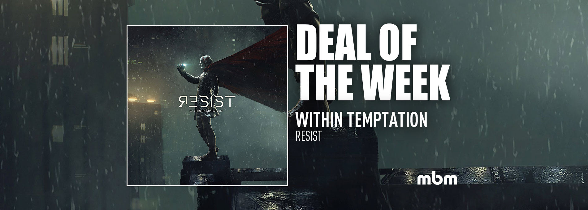 Deal Of The Week: WITHIN TEMPTATION - Resist